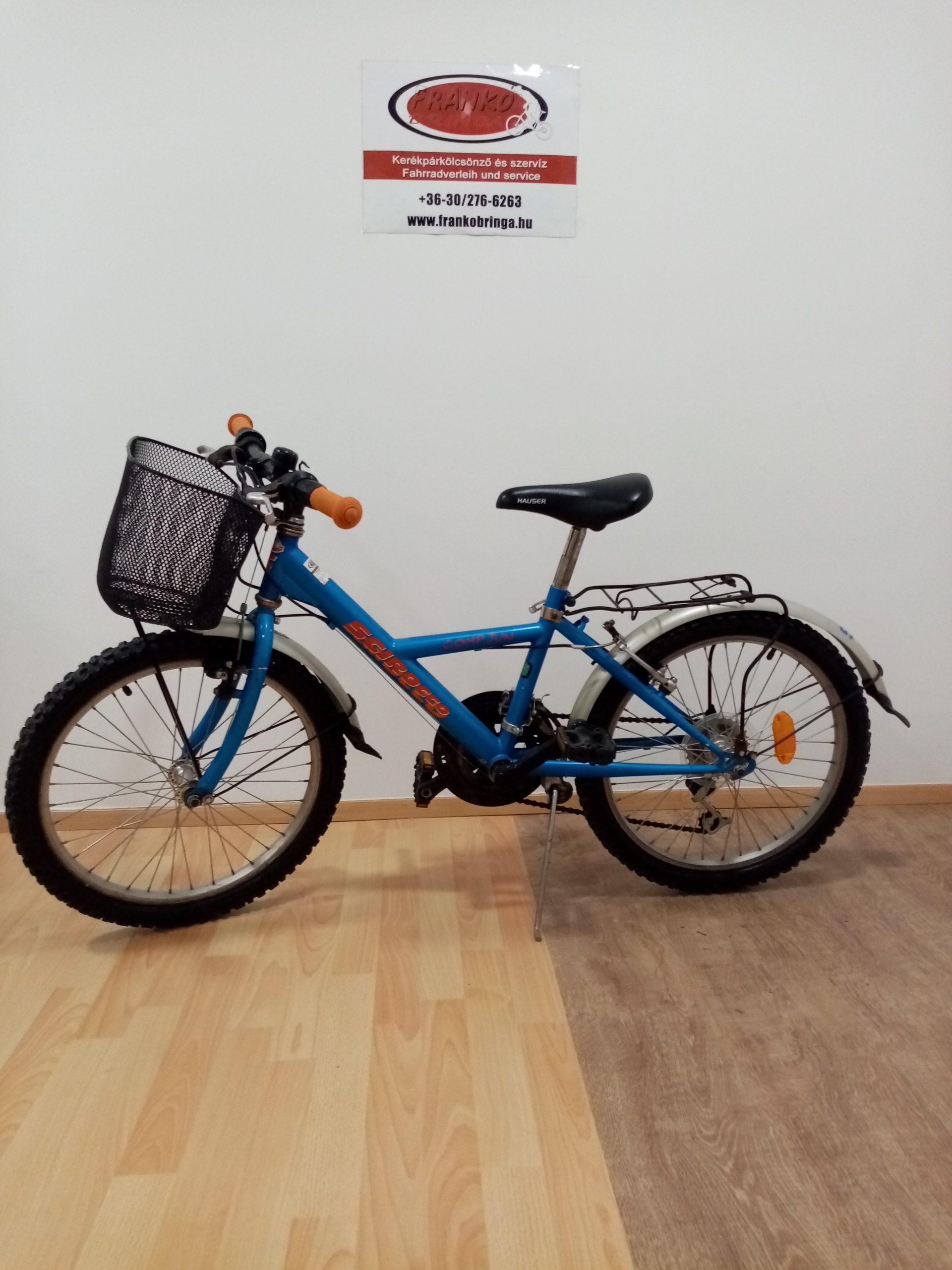 """20"""" Gyerek kerékpár - Azonosító: #58"""