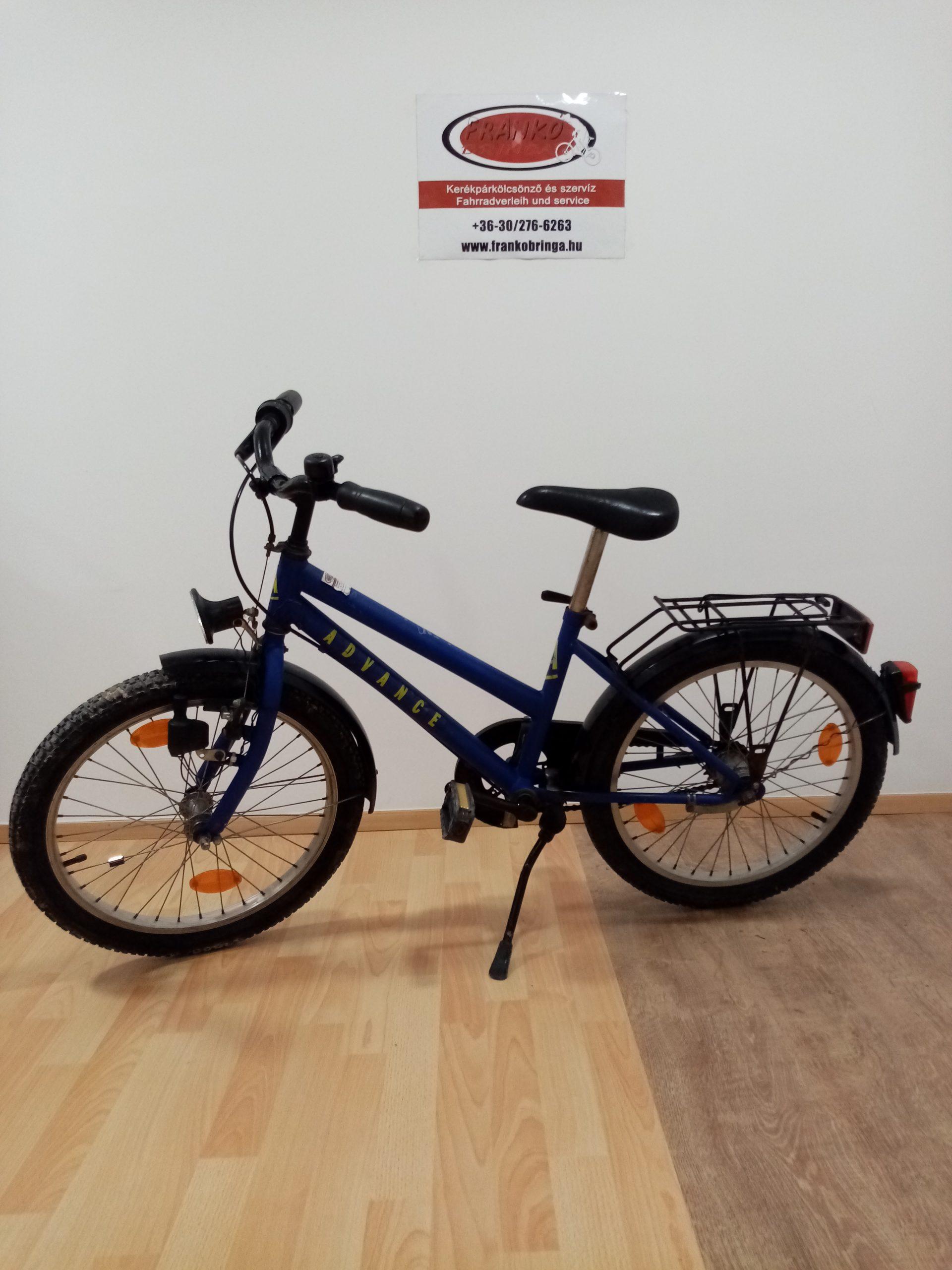 """20"""" Gyerek kerékpár - Azonosító: #59"""