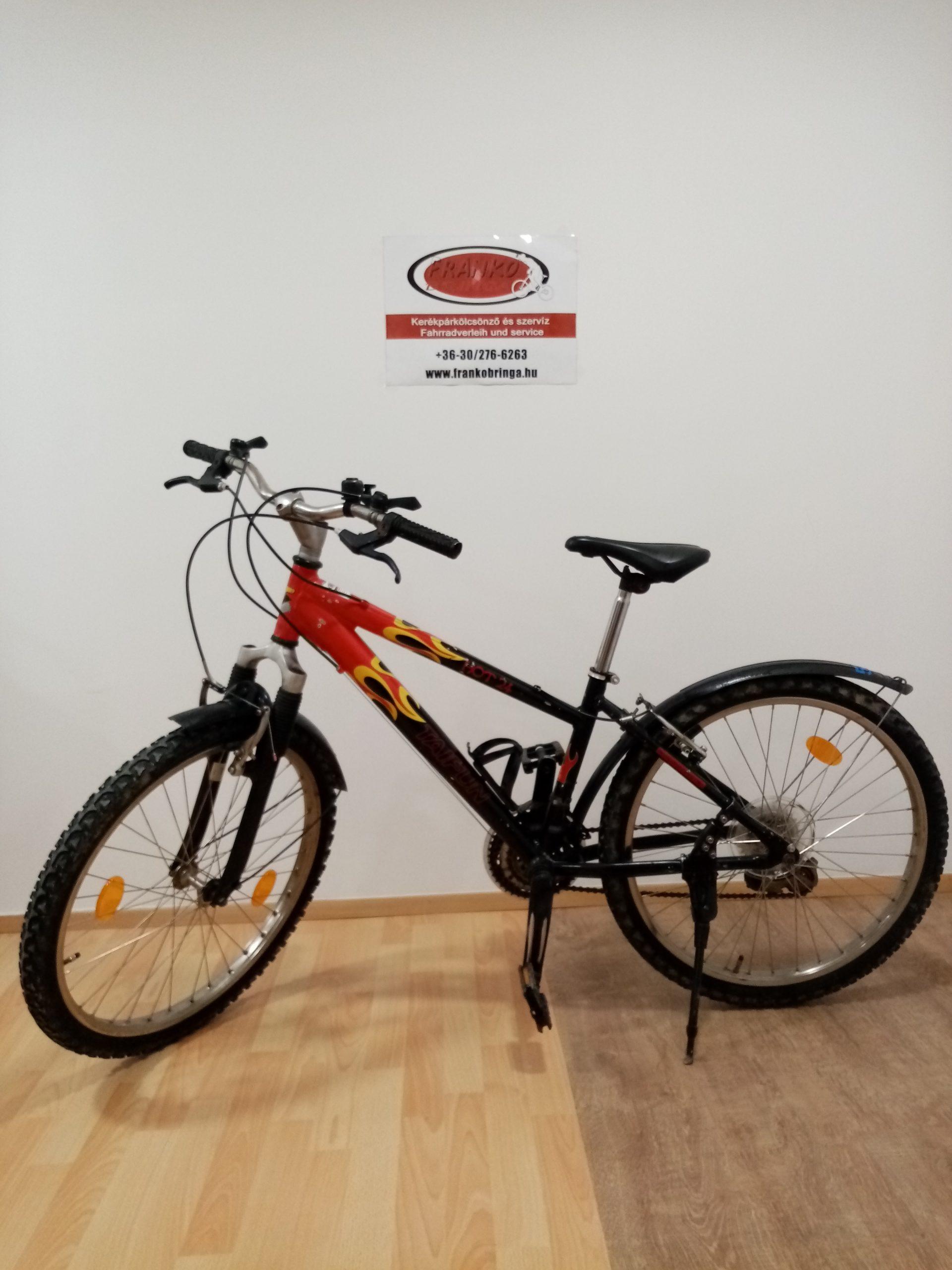 """24"""" Gyerek kerékpár - Azonosító: #50"""
