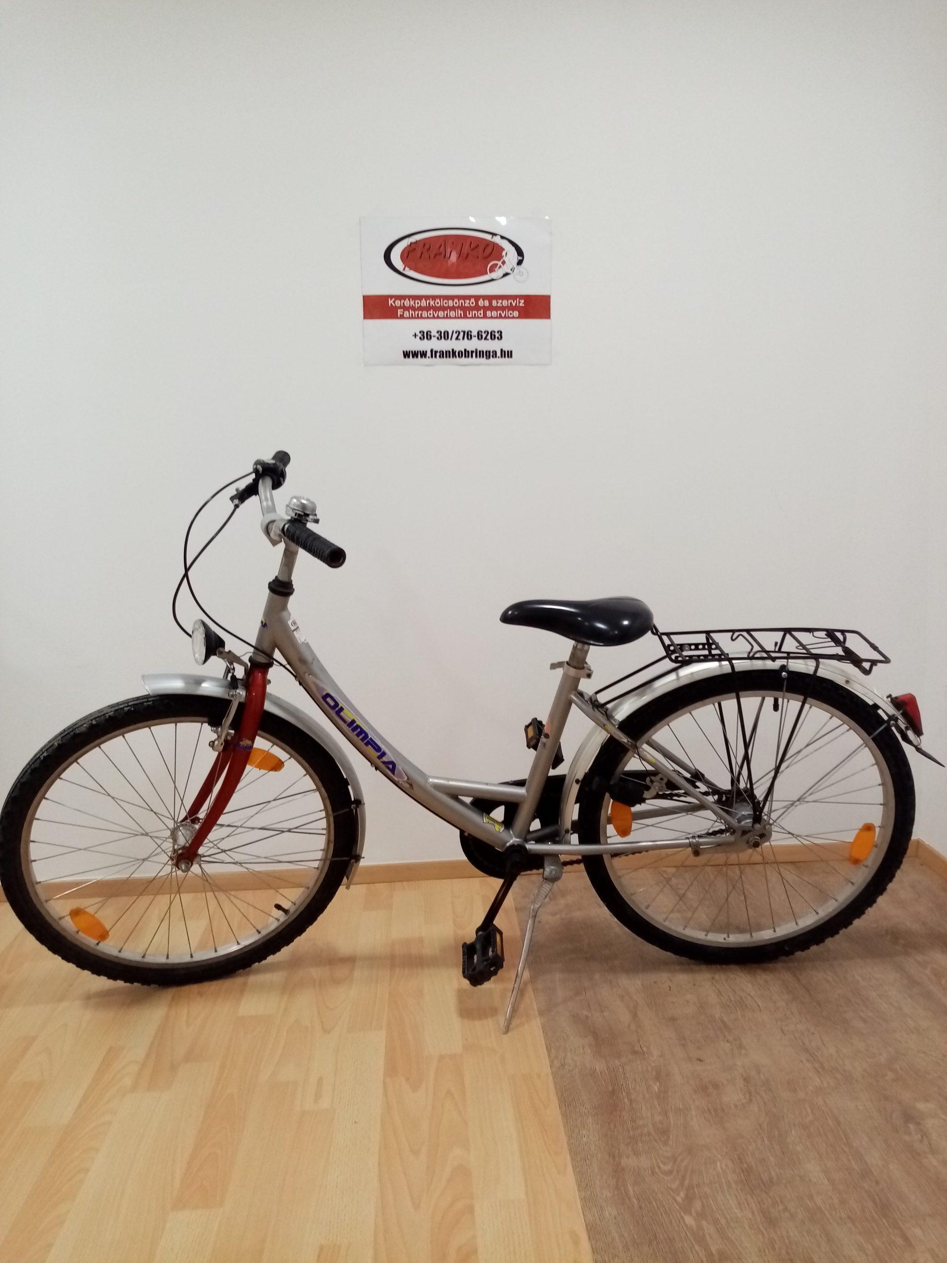 """24"""" Gyerek kerékpár - Azonosító: #55"""