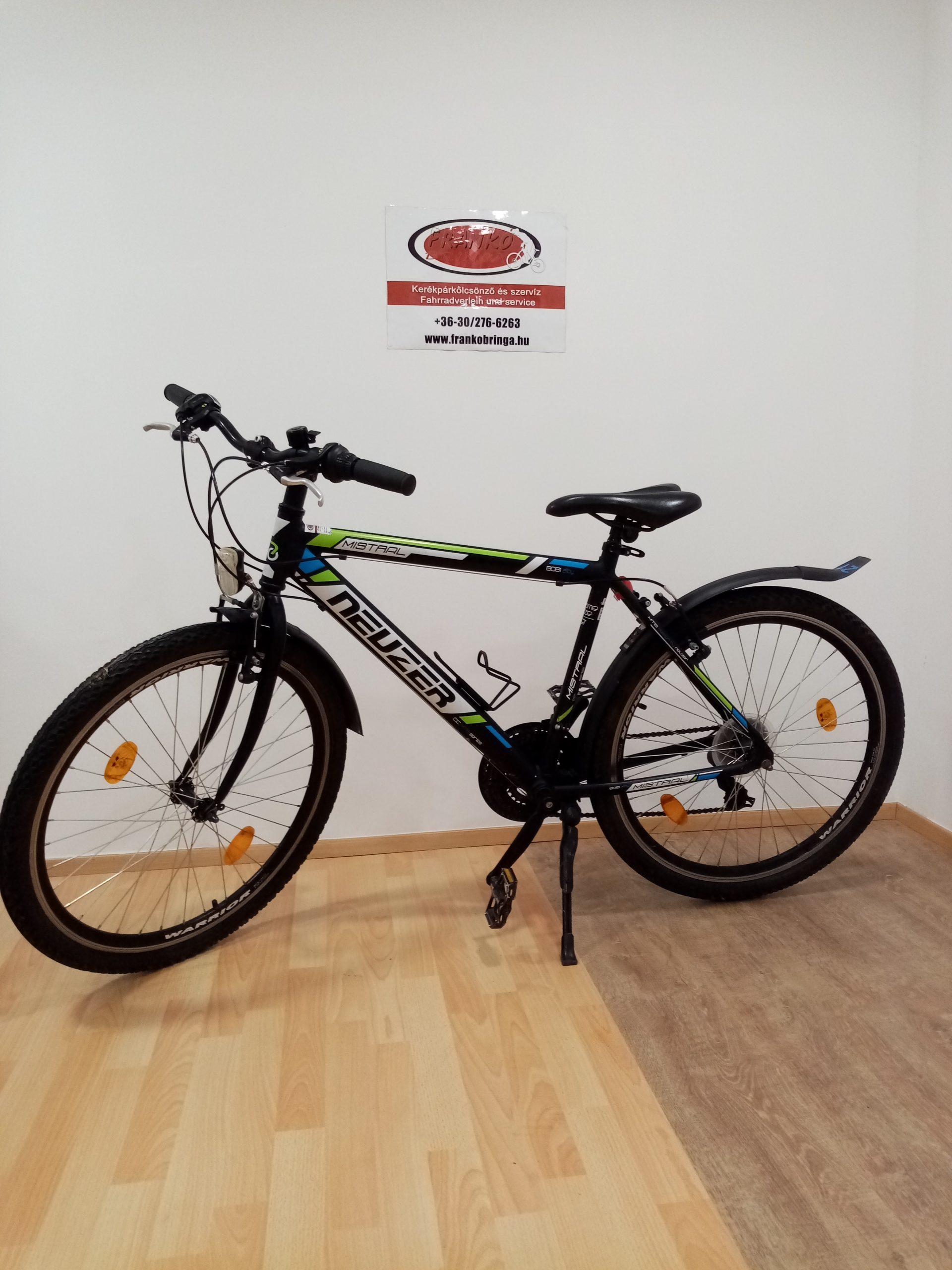 26″ Férfi kerékpár – Azonosító: #21