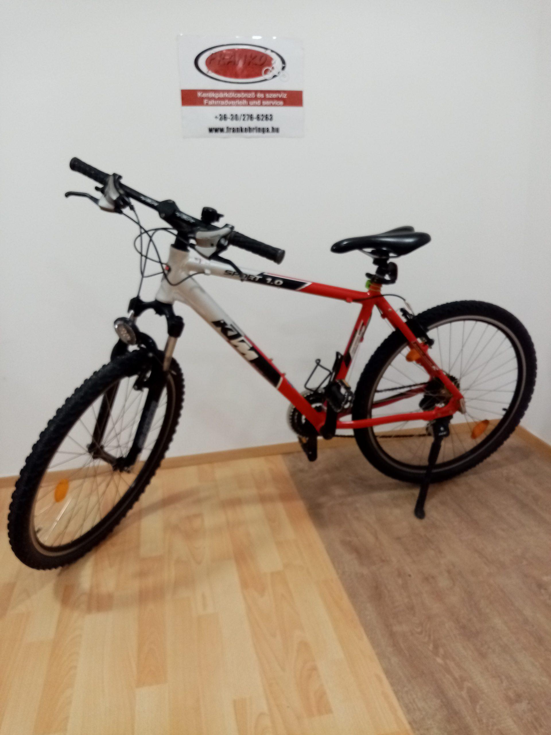 26″ Férfi kerékpár – Azonosító: #25
