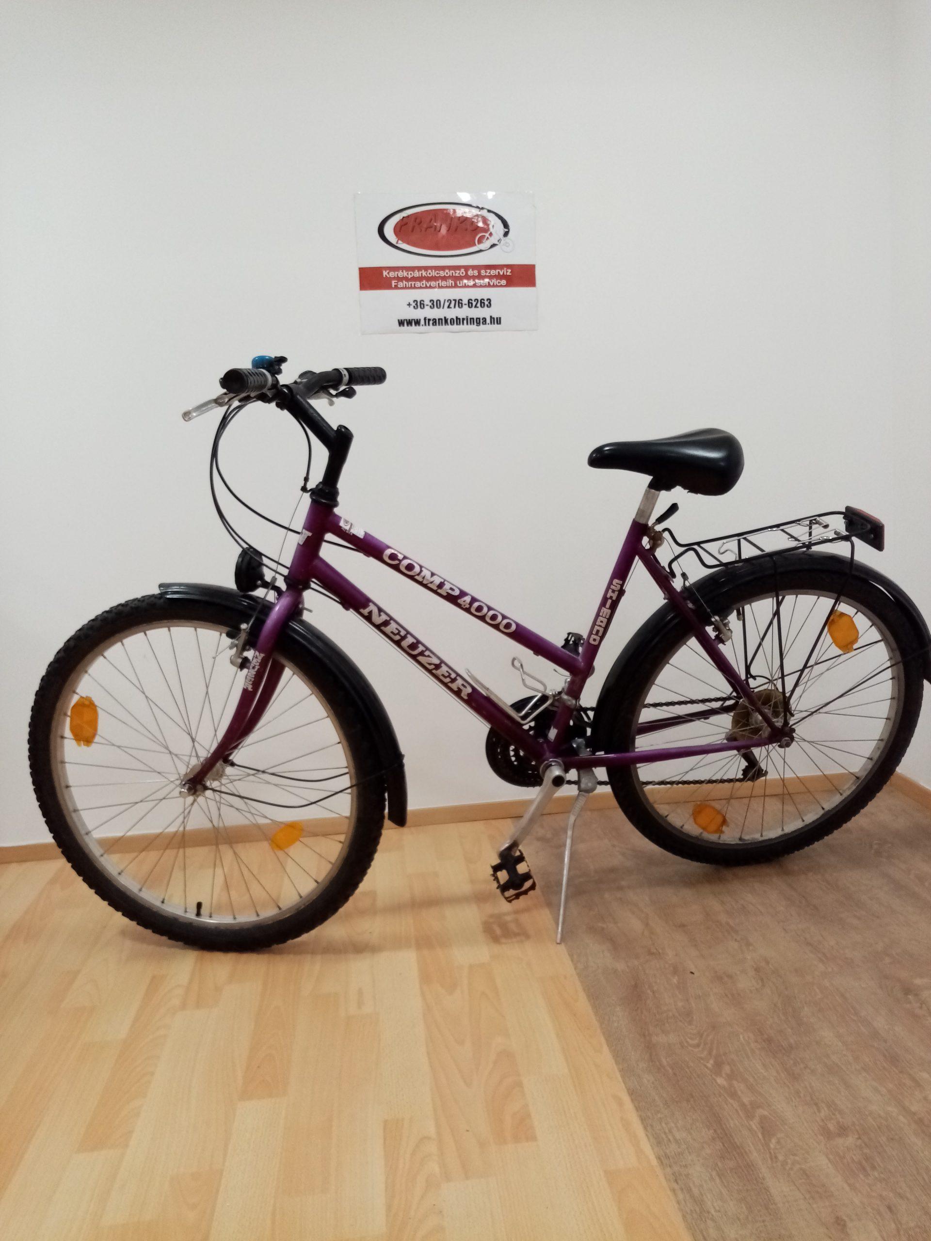 26″ Női kerékpár – Azonosító: #27