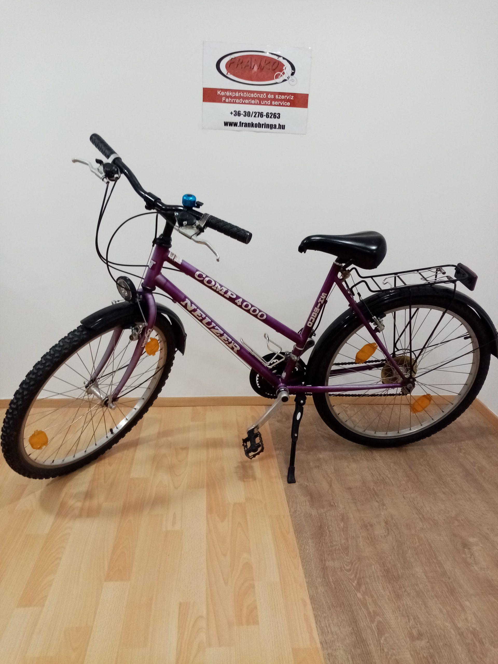 26″ Női kerékpár – Azonosító: #29