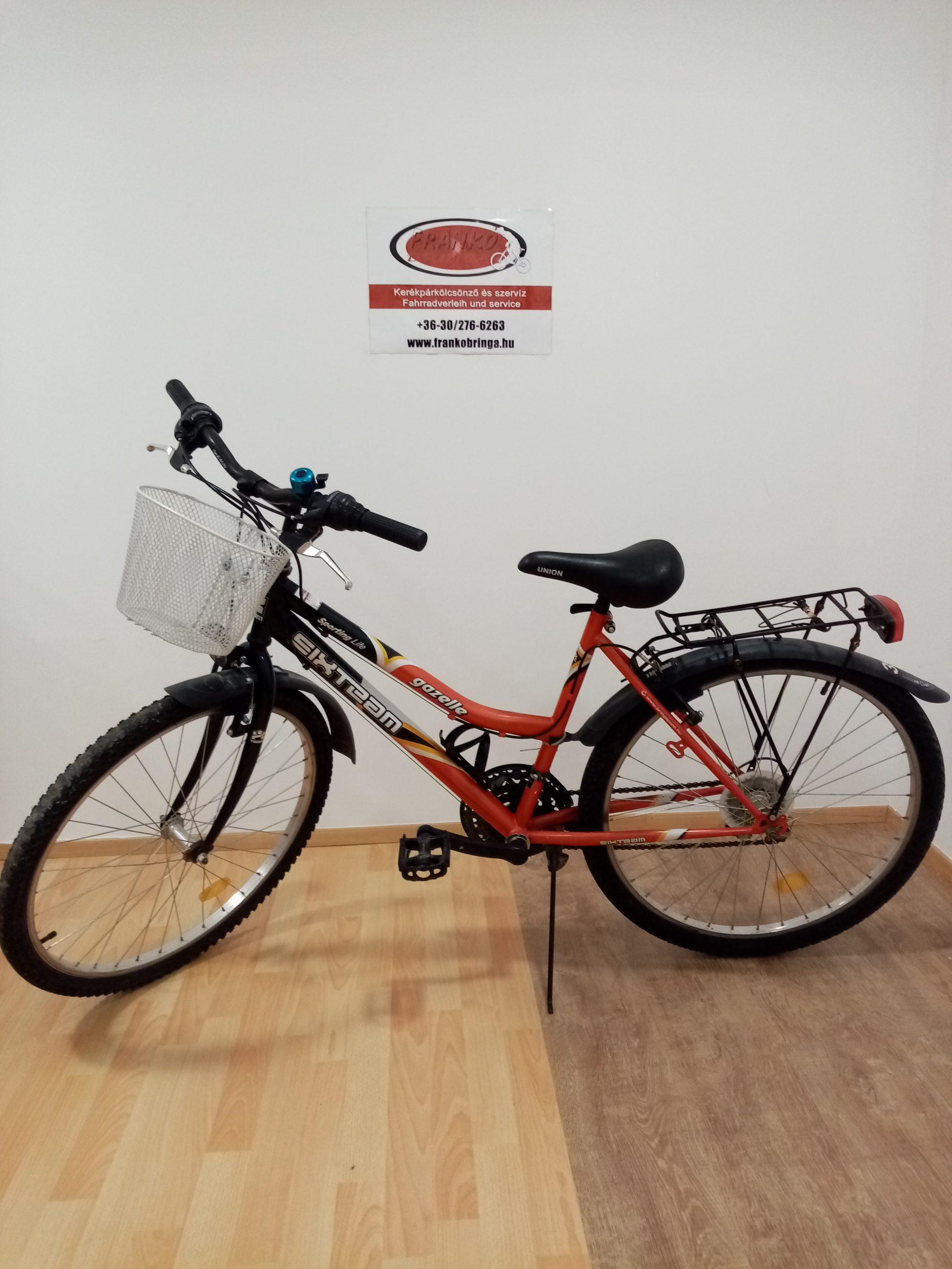 26″ Női kerékpár – Azonosító: #35