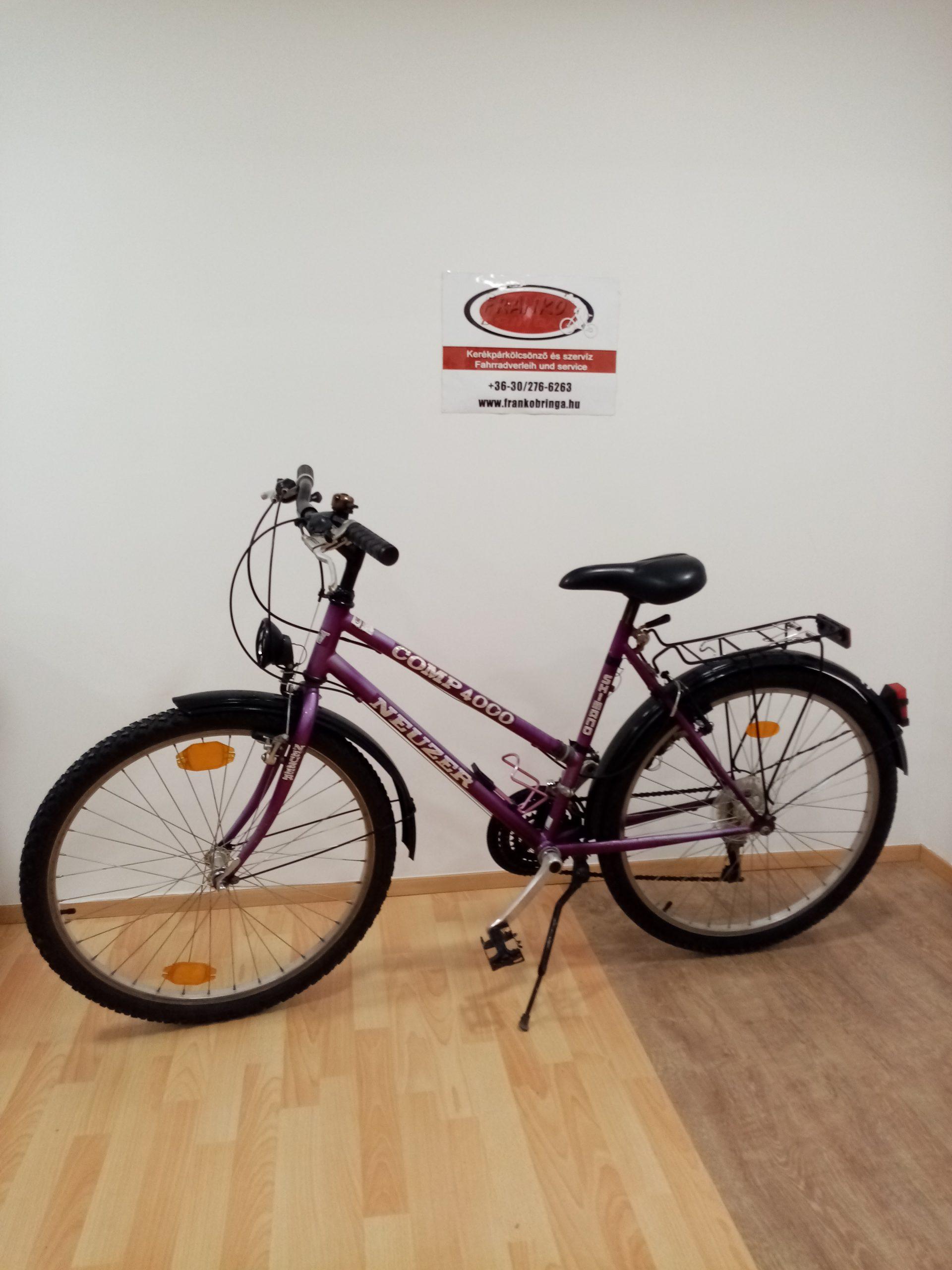 26″ Női kerékpár – Azonosító: #37