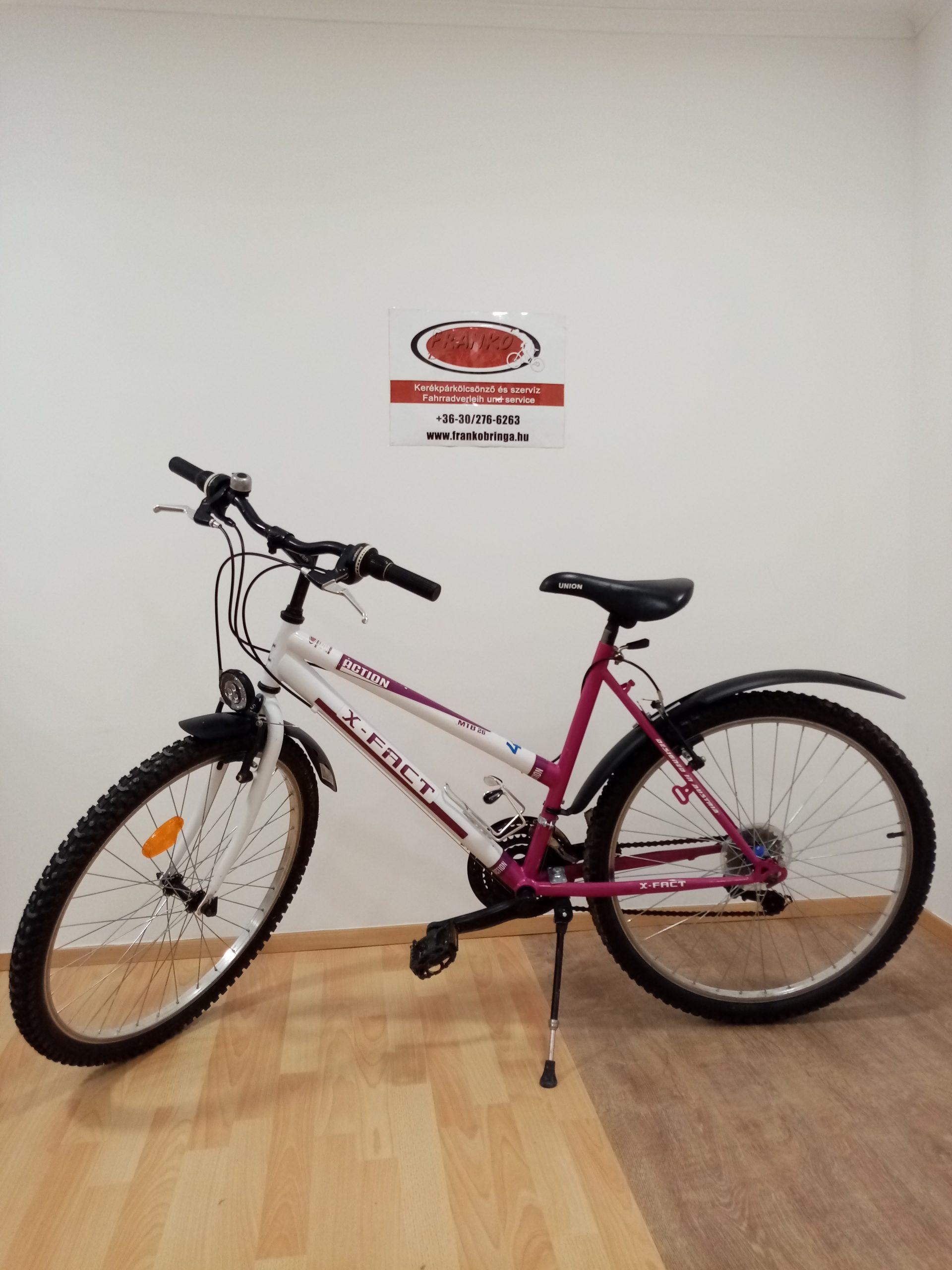 26″ Női kerékpár – Azonosító: #43
