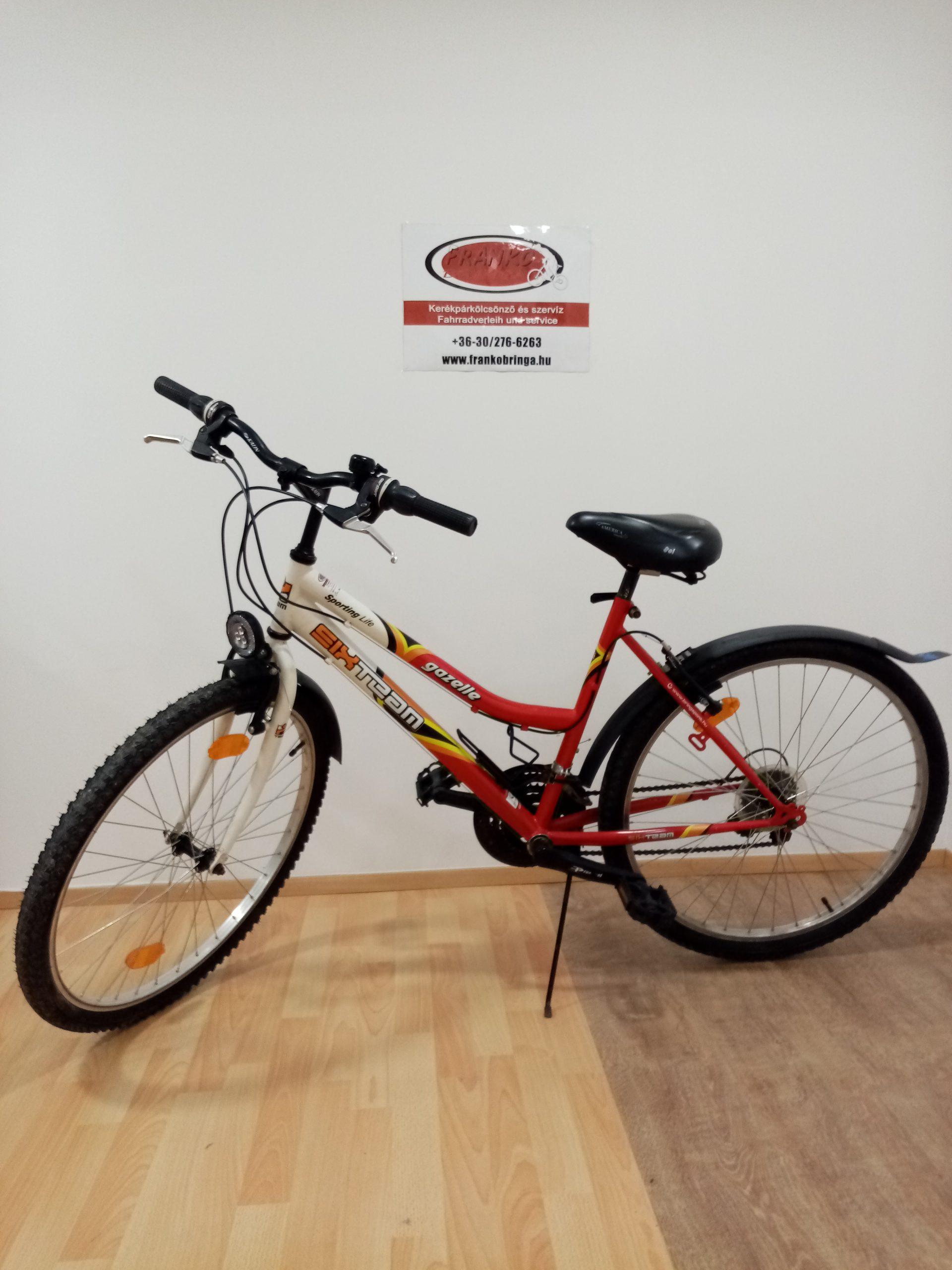 26″ Női kerékpár – Azonosító: #46