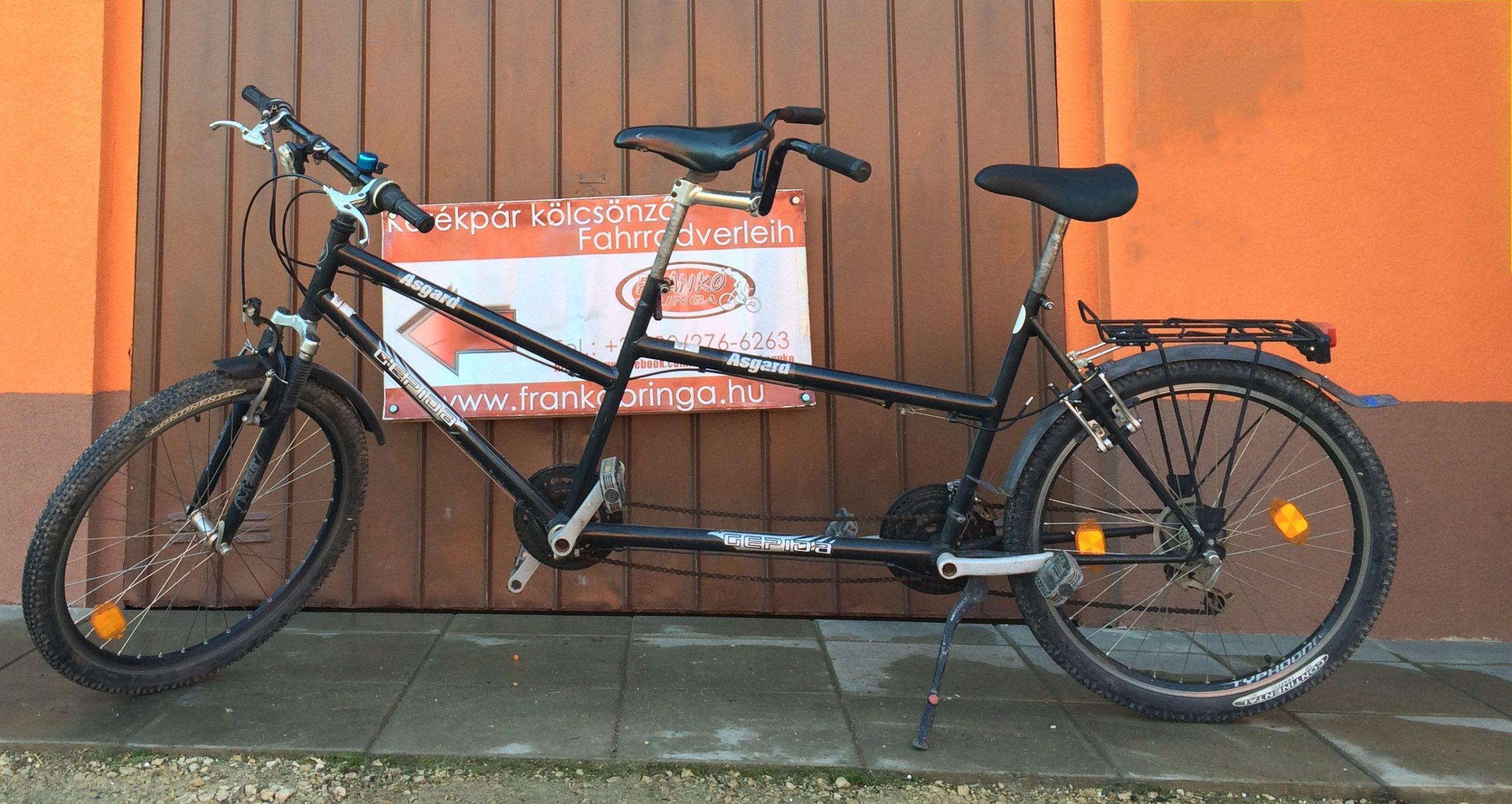 """26"""" Tandem kerékpár - Azonosító: #70"""