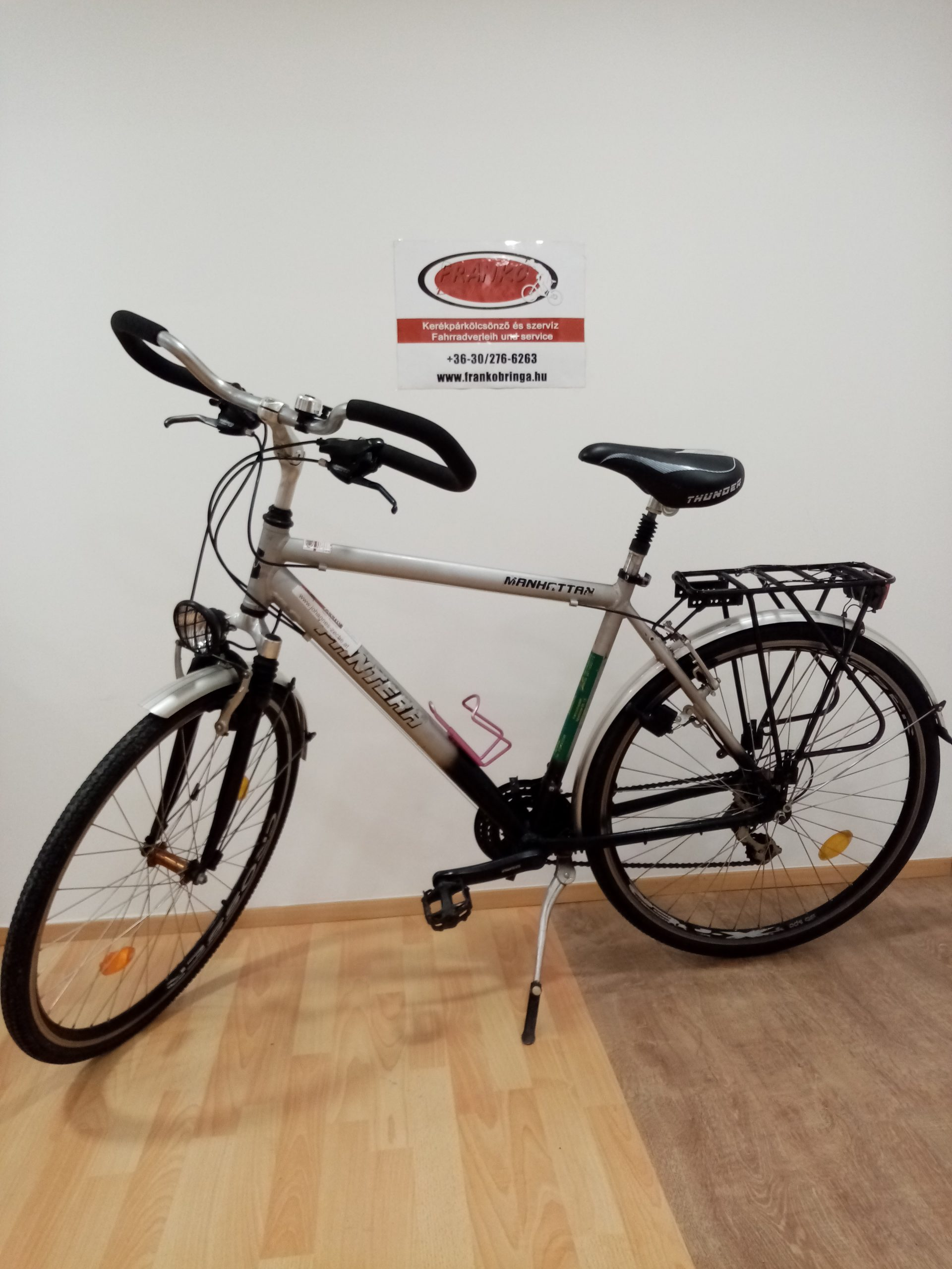 28″ Férfi kerékpár – Azonosító: #16