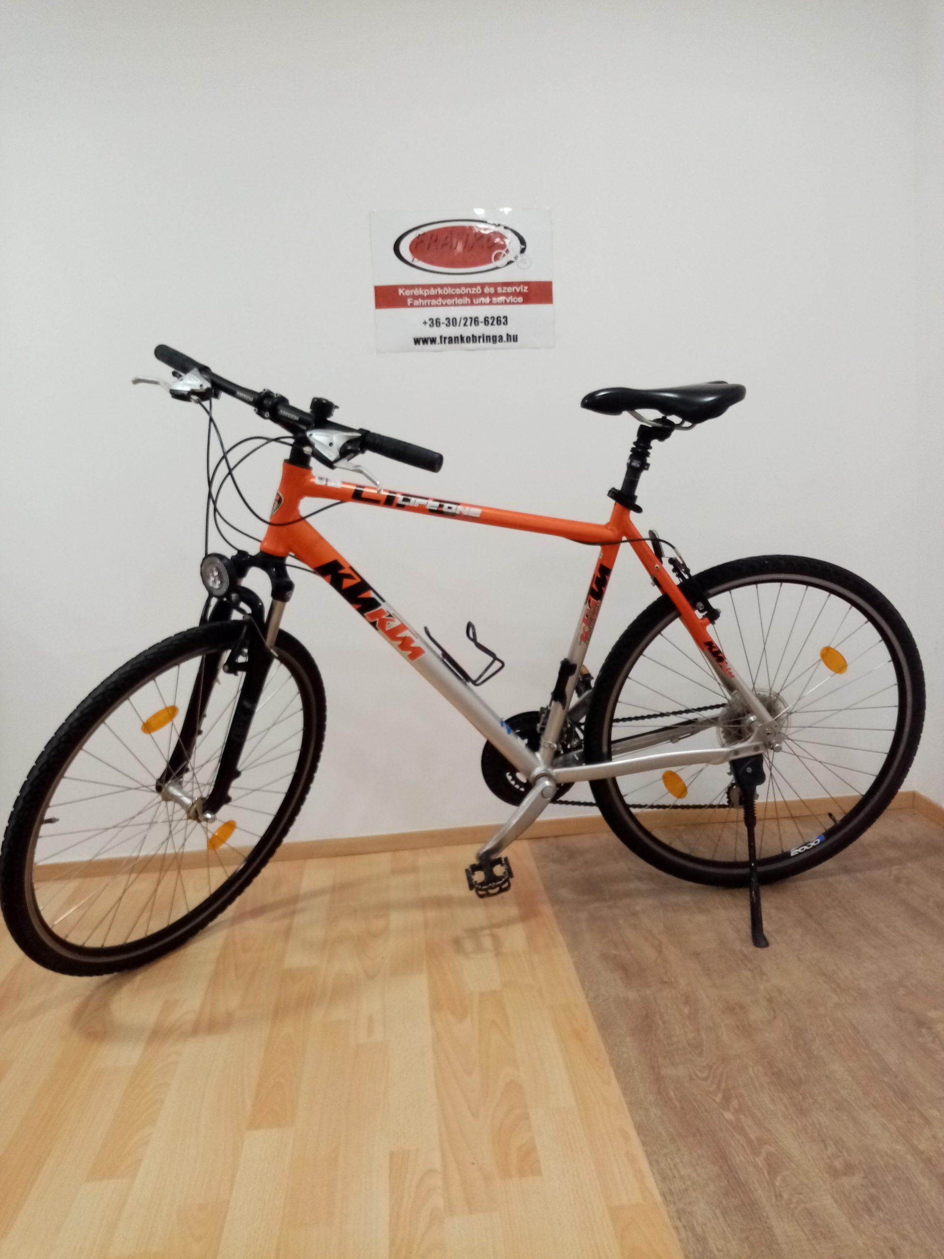 28″ Férfi kerékpár – Azonosító: #22