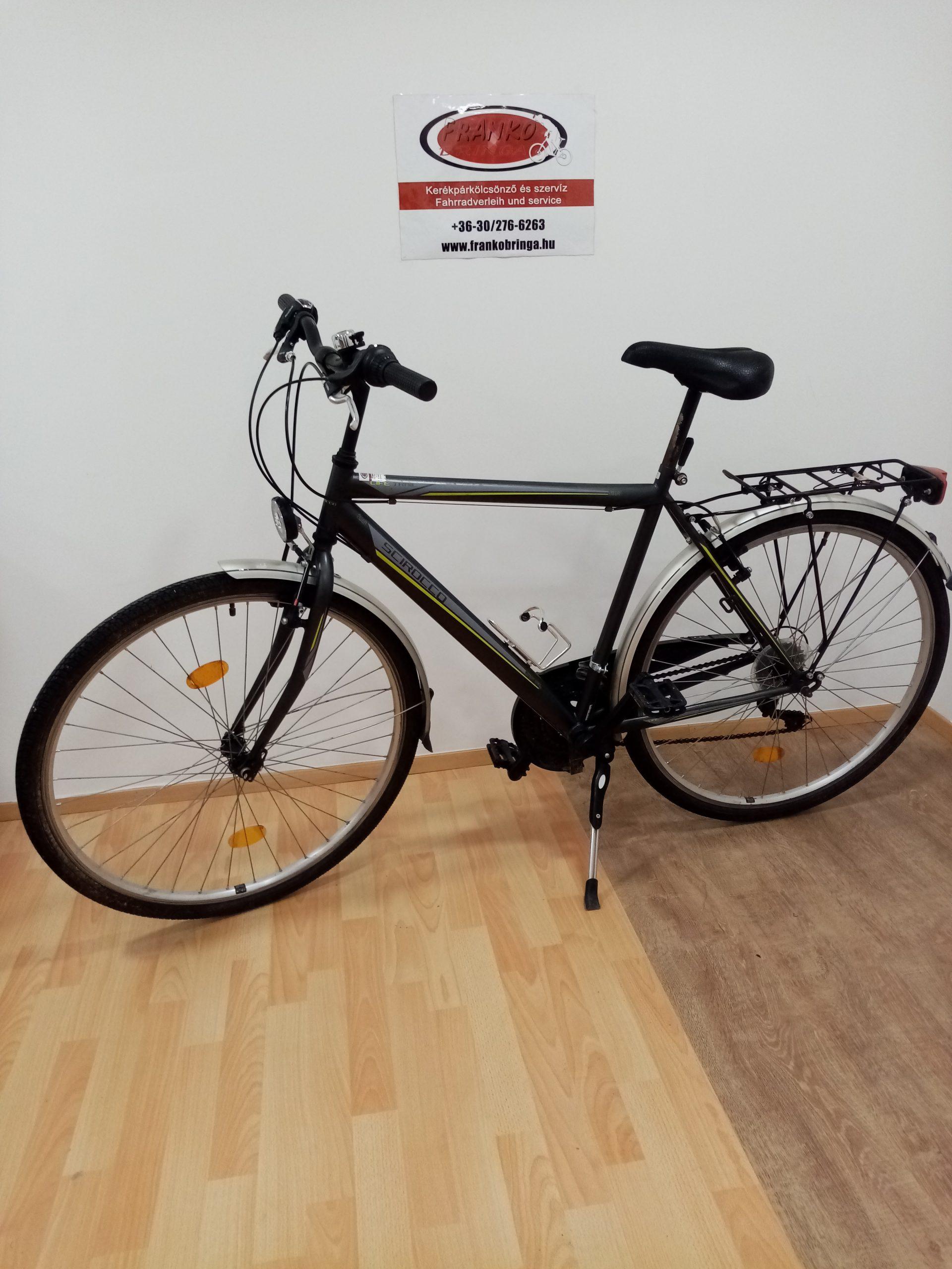 28″ Férfi kerékpár – Azonosító: #26