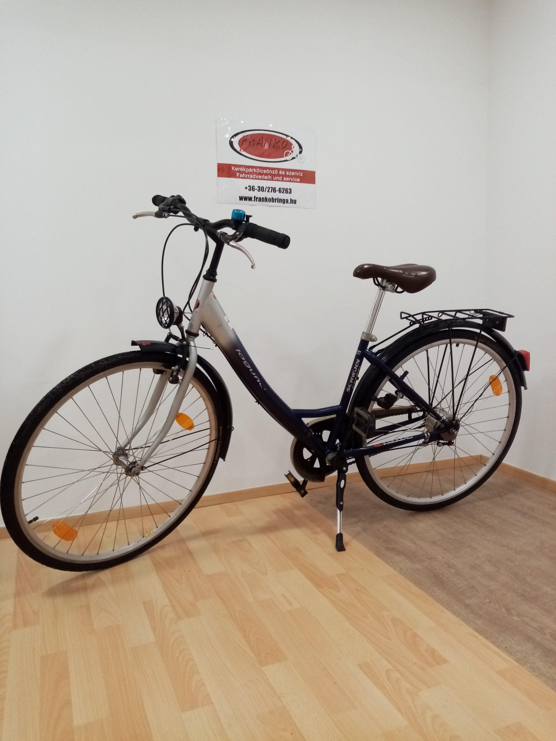28″ Női kerékpár – Azonosító: #06