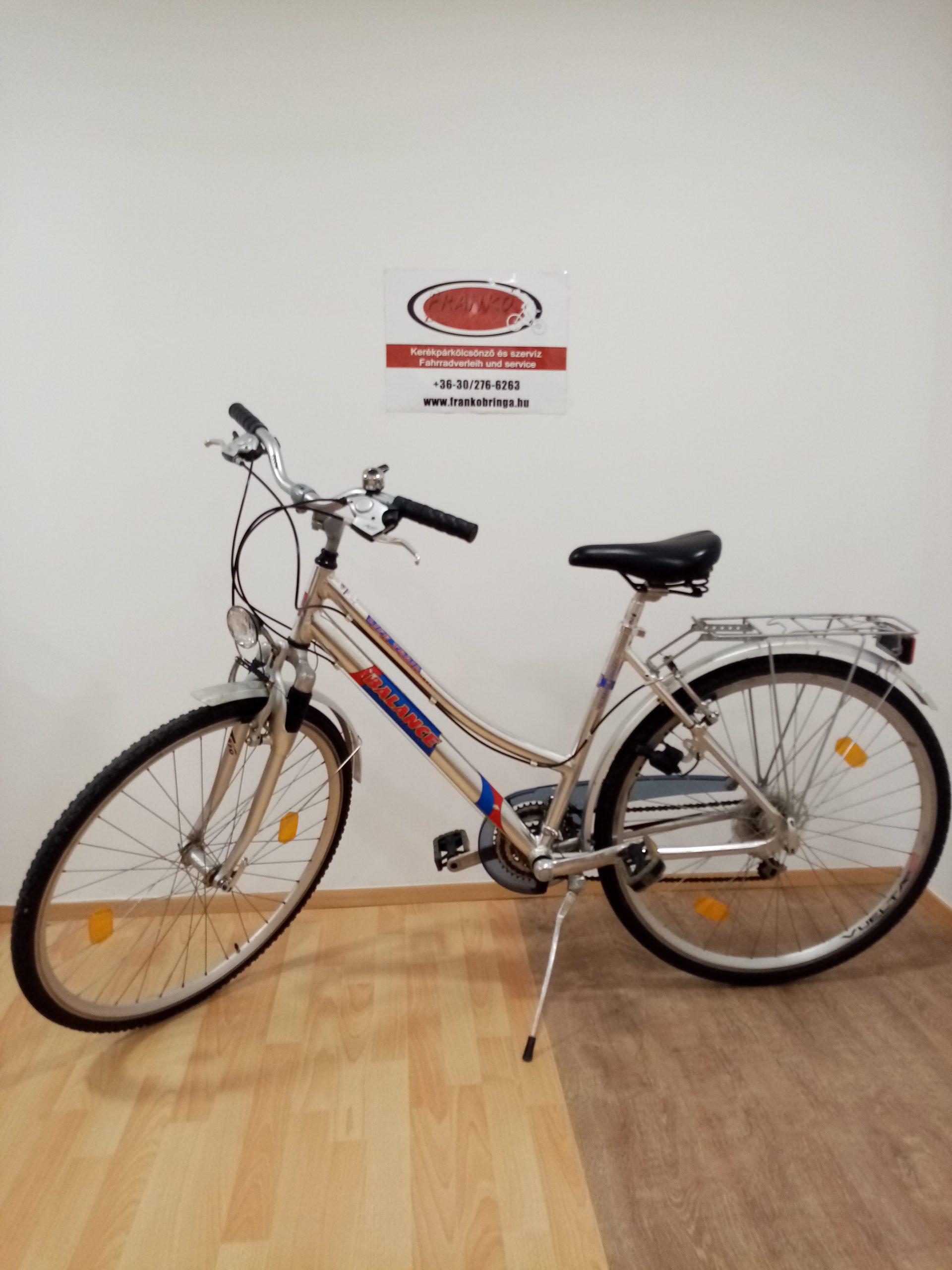 28″ Női kerékpár – Azonosító: #31