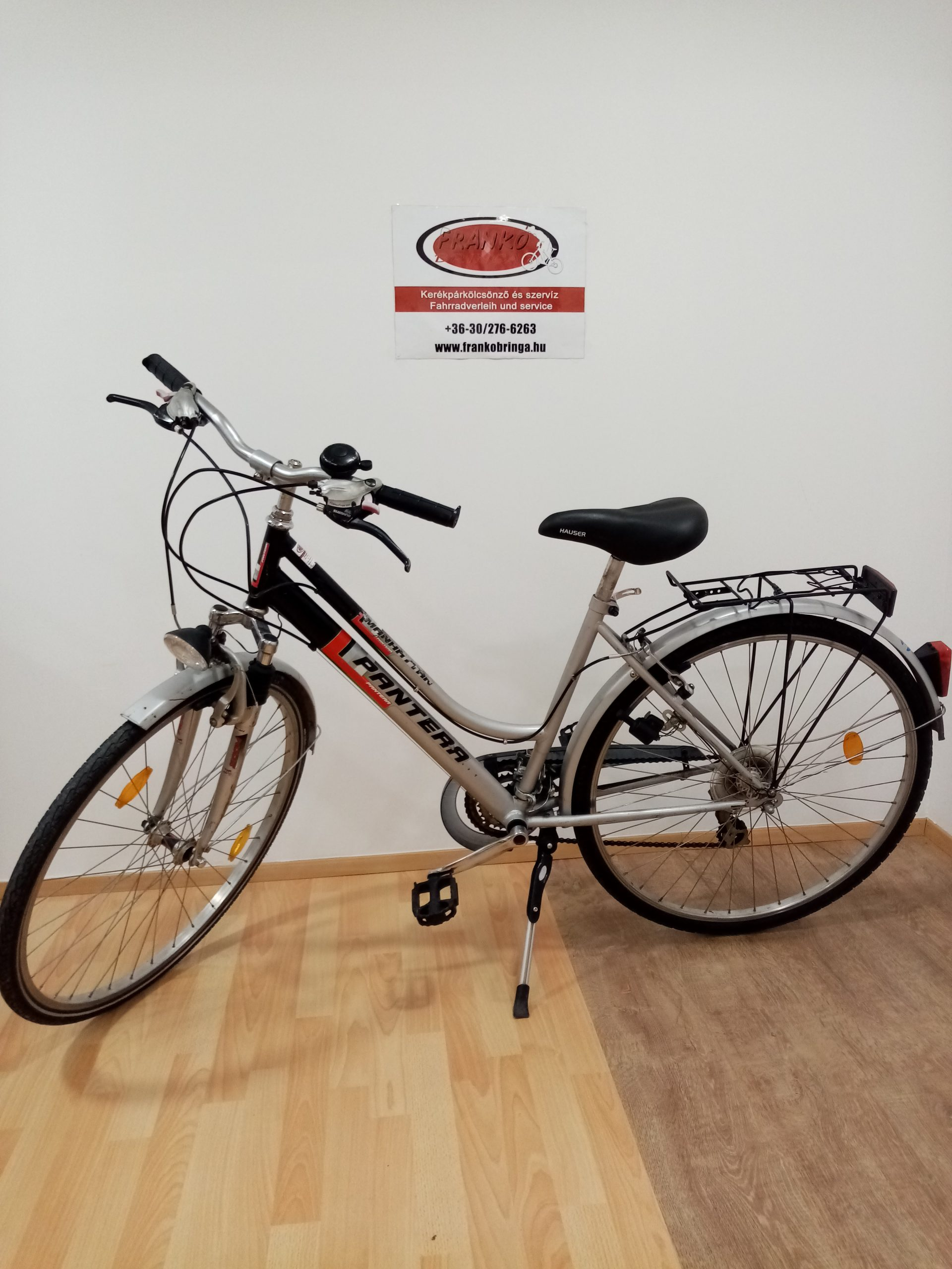 28″ Női kerékpár – Azonosító: #32