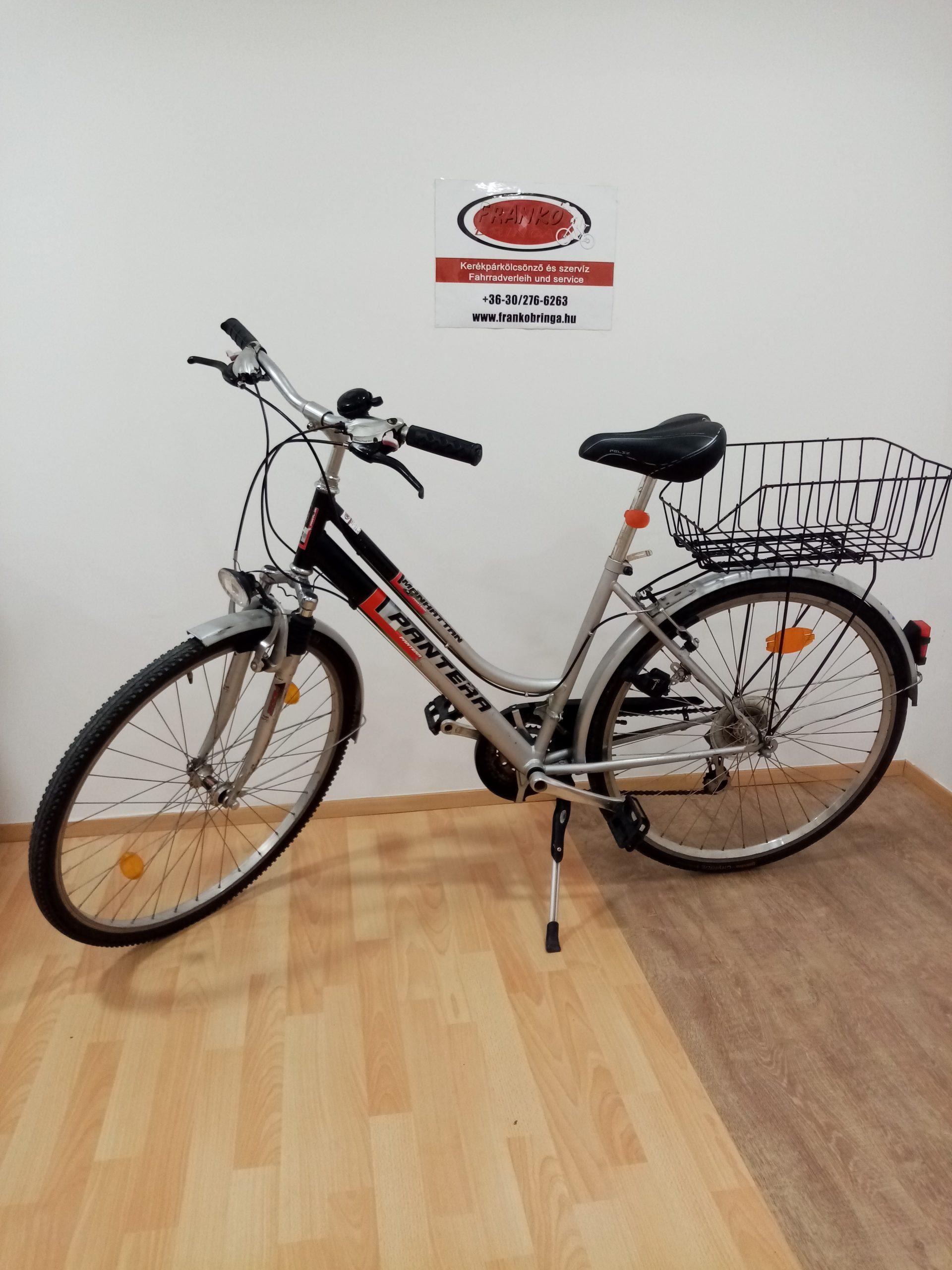 28″ Női kerékpár – Azonosító: #33