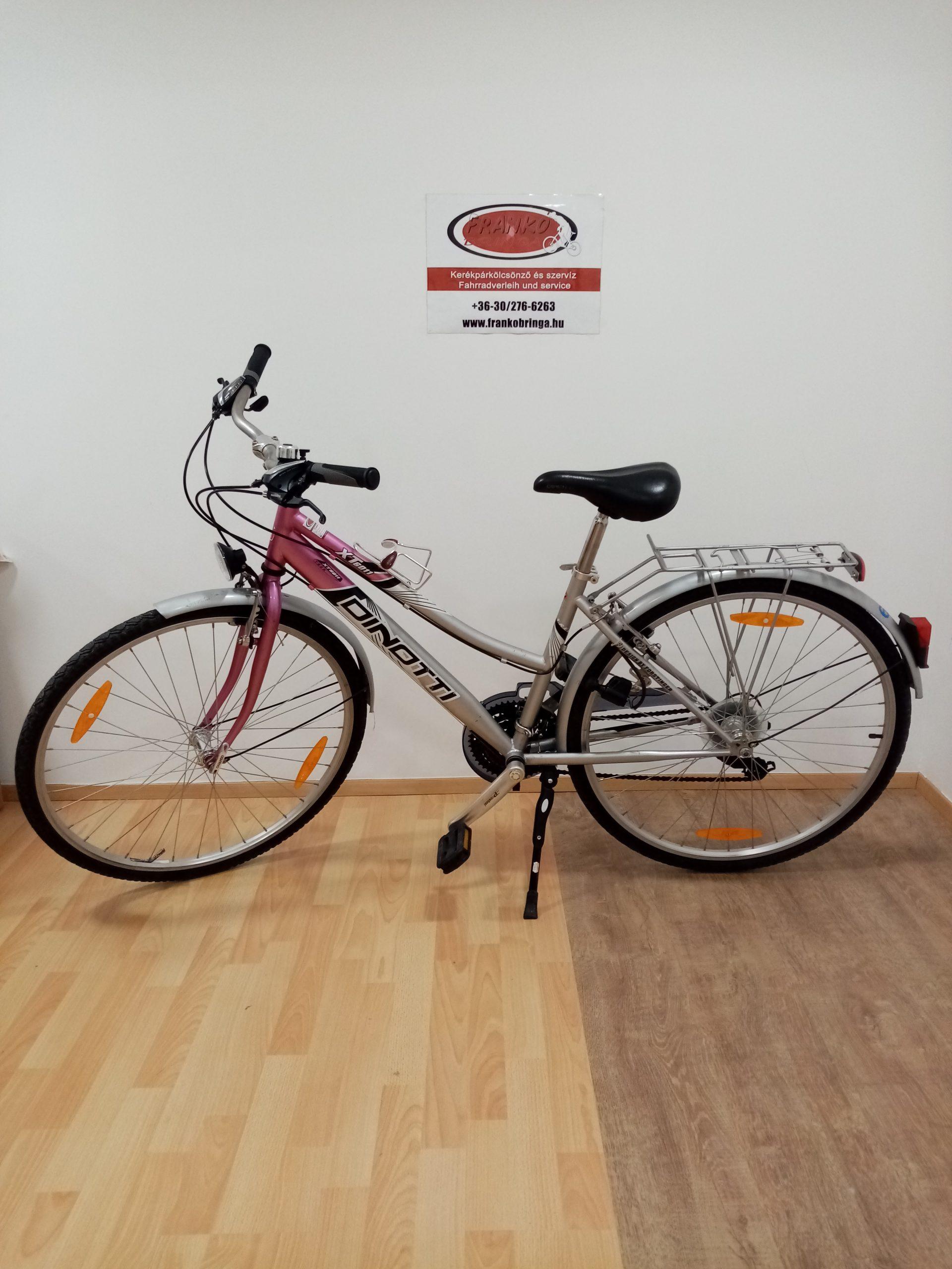 28″ Női kerékpár – Azonosító: #44